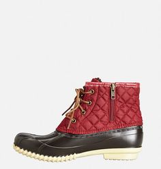 Shop great new rain/winter boots like the wide width Doris Quilted Rain Bootie available online at avenue.com. Avenue Store All About Shoes, Dory, Winter Boots, Hiking Boots, Flow, Rain, My Style, Shopping, Jewelry
