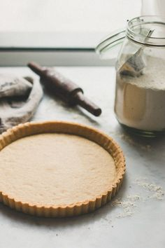 Perfect Sweet Tart Dough | prettysimplesweet.com Easiest tart crust ever!