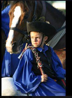 Little Hungarian horseman