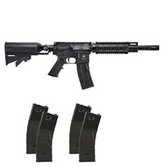 Here are the best prices for Tiberius Arms Paintball Marker Gun Rifle - Black w/ 4 Extra Mags Tiberius Arms, Paintball Gear, Extreme Sports, Night Vision, Airsoft, Markers, Guns, Black, Fishing