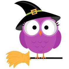 Halloween Witch Owl  SVG scrapbook cut file cute clipart files for silhouette cricut pazzles free svgs free svg cuts cute cut files