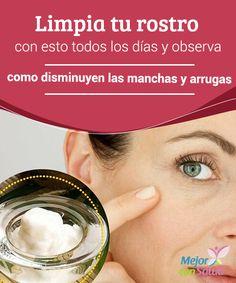 Limpia tu rostro con esto todos los días y observa como disminuyen las manchas y arrugas  En la actualidad la mayoría de las mujeres nos preocupamos por mantener una piel limpia, saludable y libre de imperfecciones.                                                                                                                                                                                 Más