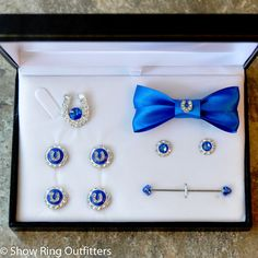 """NEW! """"Lucky"""" Show Set, 3 colors plus custom - Show Ring Outfitters"""