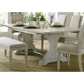 Found it at Wayfair - Harbor View Trestle Dining Table $789