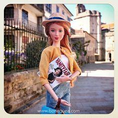 Barbie, Instagram & Pontevedra. 11/04/2015 | Flickr - Photo Sharing!