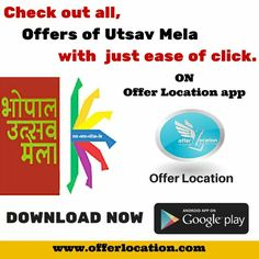 Check events in Bhopal, Download app now.