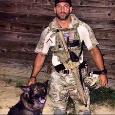 Dom Raso and his dog, Trigger who sadly crossed over the rainbow bridge today