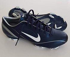 547a064c Nike Mercurial Vapor II FG Football Boots Original 2004 Men's UK 7, EUR 41  Dark Navy Blue: Amazon.co.uk: Shoes & Bags