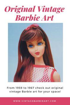 20 Best Barbie Oil Paintings & Prints images in 2020 ...