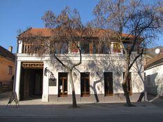 Lakóépület felújítás, Tokaj, Füzes András és Salamin Ferenc építész