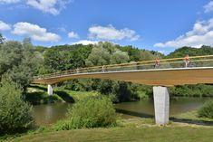 Gallery of Curved Girder Bridge Neckartenzlingen / Ingenieurbüro Miebach - 9