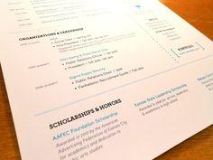 Resume in Resume