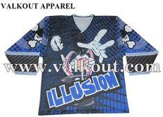 88 Best Custom Sublimated Roller Ice Hockey Jerseys Inline Hockey ... 23e01c694