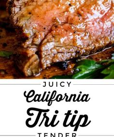 How to Cook Tri Tip (Grilled or Oven-Roasted) from The Food . - Essen für jeden TagHow to Cook Tri Tip (Grilled or Oven-Roasted) from The Food Charlatan. If youve never had tri tip you havent lived! I will show you how to cook tri tip on the grill Tri Tip Seasoning Recipe, Best Tri Tip Marinade Recipe, Beef Tri Tip Roast Recipe, Best Tri Tip Recipe, Tri Tip Steak Marinade, Grilled Tri Tip Recipes, Roast Recipes, Grilling Recipes, Tasty