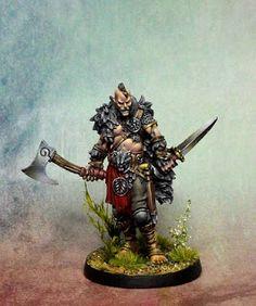 Image result for blood rage raven clan