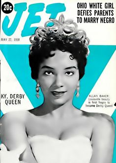 Miss Baker is Kentucky Derby Queen - Jet Magazine, May 22,… | Flickr