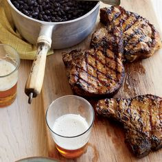 Chef Way At Big Bob Gibson Bar-B-Q, Lilly uses a cut called picnic shoulder for his spiced jerk pork, cooking it over low heat for eight hours.  Eas...