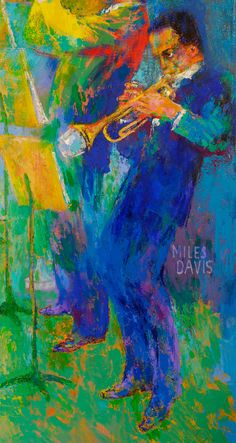 Can't tell your Dizzys from your Dukes? Whether you're new to jazz, or just looking for a quick and easy way to remember jazz history's names and faces, look no further than LeRoy Neiman's iconic painting, Big Band.