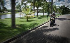 Ensaio de fotos exclusivo com a Ducati Scrambler http://glo.bo/1Tt1Uq5 #G1 #motos #Ducati