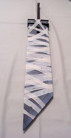 Handmade Buster Sword