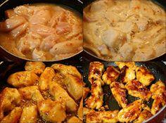 Mommy's Kitchen: Cracker Barrel Grilled Chicken Tenderloins {Copy Kat Recipe}