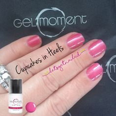 GelMoment Cupcakes in Heels DIY gel manicure Gel Nail Art, Gel Manicure, Gel Nail Polish, Get Nails, Gel Nail Designs, Beauty Hacks, Beauty Tips, Facebook Sign Up, In This Moment