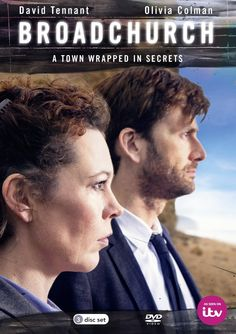 Broadchurch [DVD]: Amazon.co.uk: Olivia Colman, David Tennant, Pauline Quirke, Vicky McClure, Andrew Buchan, Will Mellor: Film & TV