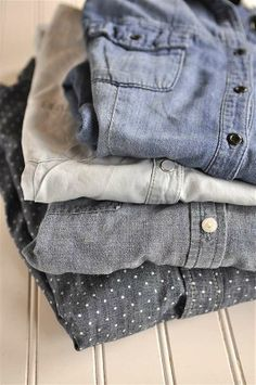 How to Wear a Chambray: 20 Ways | Her Campus