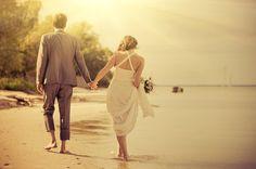 Decoração de casamento na praia: Faça você mesmo!