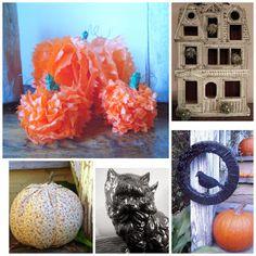Halloween Craft Tutorials