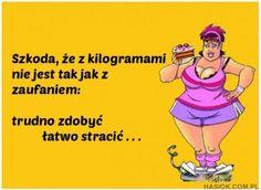 Szkoda, że z kilogramami - Hasiok.com.pl
