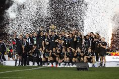 All Blacks Rugby World Cup WINNERS