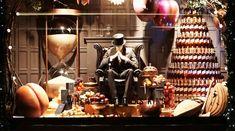 "Johnnie Walker ""Where Flavour is King"" Christmas Window Display 2012 at Selfridges by LOVE"