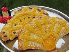 La Juani de Ana Sevilla: Abanicos dulces andaluces