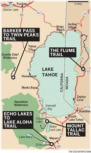 More Tahoe Hikes!