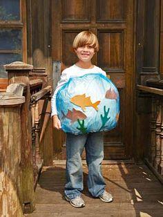 Fish Bowl Costume