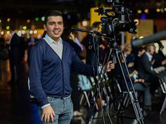 Here is our main cinematographer Otabek Djuraev. Check out our video production in Prague Production Company, Video Production, Perfect Gif, Video Studio, Wedding Videos, Czech Republic, Prague, Documentaries, Music Videos