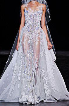 Basil Soda Haute Couture Autumn/Winter 2012.- for the daring bride