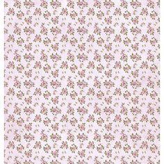 Página para Scrapbook Dupla Face Litoarte 30,5 x 30,5 cm - Modelo SD-376 Gaiola e Cascata de Rosas/Rosinhas - CasaDaArte