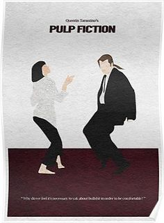 Pulp Fiction 2 Posters
