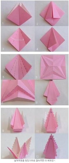 Origami Step By
