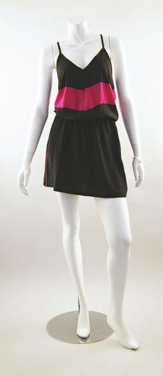 Karina Grimaldi Magnolia Combo Dress