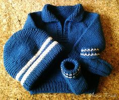 Maria Tricô: Telemark Pullover e Sapatinho sem Costura