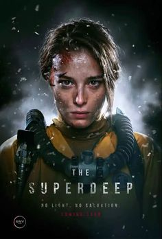 THE SUPERDEEP (2020) Preview and Shudder release news - MOVIES and MANIA