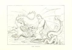 Image taken from page 152 of 'St. George and the Dragon ... Illustrated by C. M. Southby. Second edition'   by The British Library