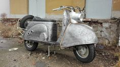 scooter Tula T200 1956r