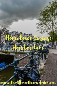 GUEST POST: Amsterdam is a city infamous for its hedonistic side, the side most often seen by visitors and limited only to a small area. Despite the city's reputation, there are so many things to d…