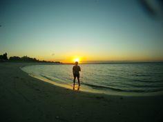 Kurnell sunset sydney Australia