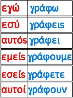 Learn Greek, Greek Alphabet, Greek Language, Starting School, Back 2 School, School Worksheets, Greek Words, Word Pictures, Always Learning