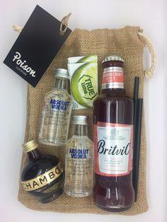Poison Cocktail travel kits